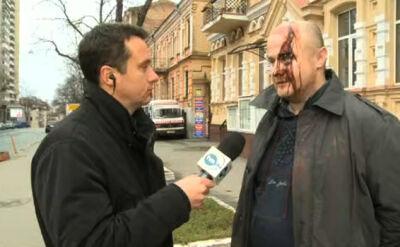 Zabrocki: Mówiłem Berkutowi, że jestem inwestorem z Polski
