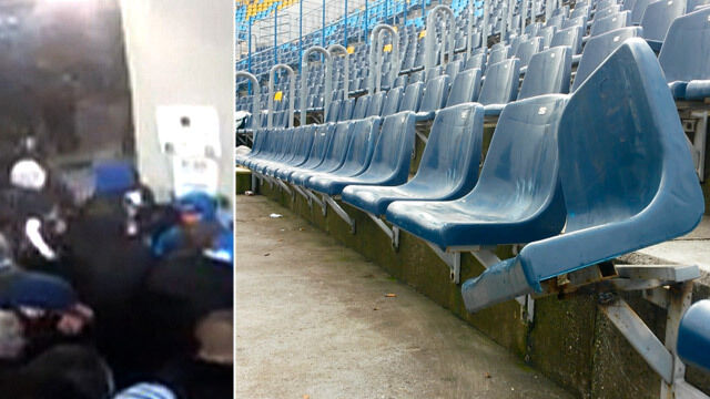 Szef policji pisze do Bońka i Ekstraklasy. Nie chce kibiców gości na stadionach