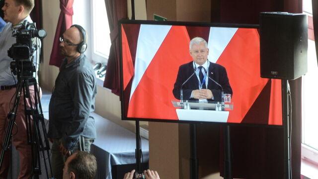 Kaczyński: Polacy mają prawo do zmiany