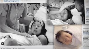 Zamiast córki urodził się syn. Mina kobiety bezcenna