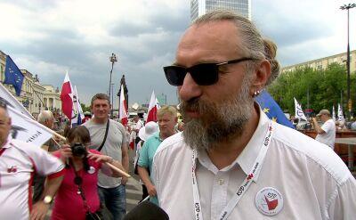 Kijowski: Wolność jest zagrożona. Dzisiaj nie wszyscy potrafią się cieszyć 4 czerwca