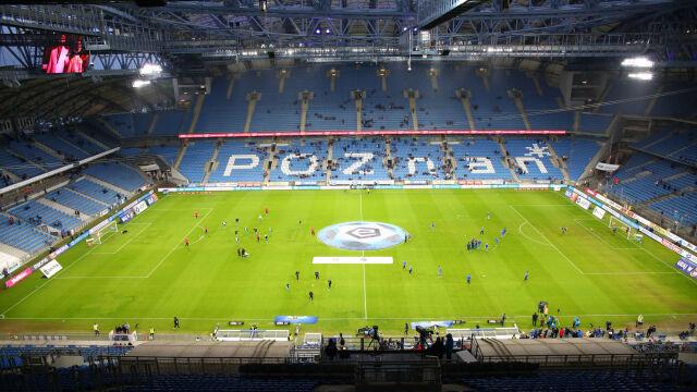 Już wszystkie mecze piłkarskie w Polsce bez udziału publiczności