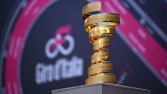 Start Giro d'Italia przełożony