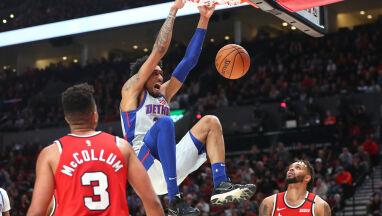 Kolejna infekcja w NBA. Przepychałsięz pierwszym zakażonym