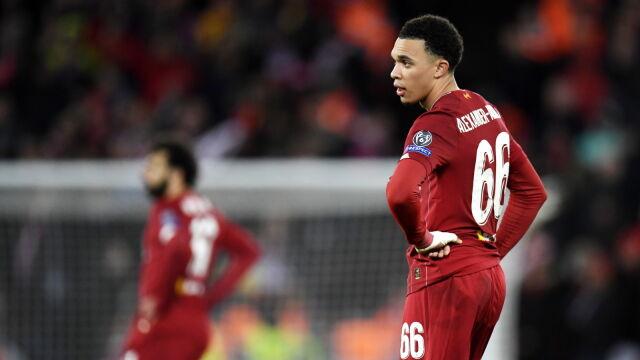 Wielkie zaskoczenie w Liverpoolu. Obrońcy tytułu poza Ligą Mistrzów