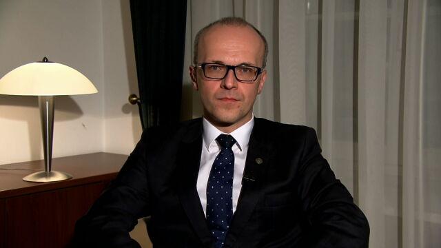 """Prof. Marek Zubik był gościem """"Faktów po Faktach"""""""