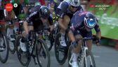 Najważniejsze wydarzenia 5. etapu Vuelta a Espana