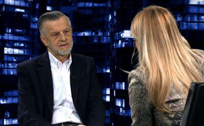 """Andrzej Zybertowicz był gościem """"Kropki nad i"""""""