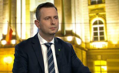 """Władysław Kosiniak-Kamysz w """"Faktach po Faktach"""". Cała rozmowa"""
