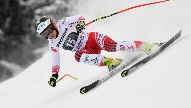 Schmidhofer najszybsza w supergigancie w Ga-Pa