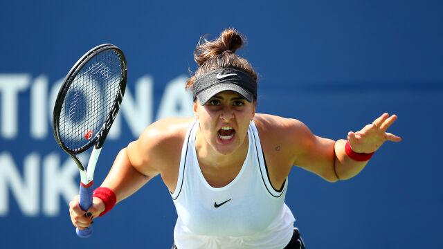 """20-letnia mistrzyni US Open chce być lepsza od Sereny Williams. """"Daję z siebie 150 procent """""""