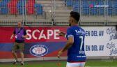 Liga norweska. Valerenga - Viking 2:1 (gol Deyver Vega)