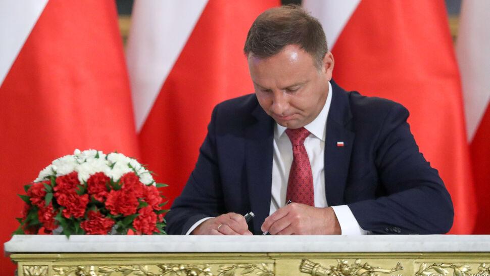 Prezydent podpisał nowelizację ustaw maturalnych