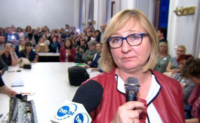 Nauczyciele ze szkół ponadpodstawowych w Łodzi: bez porozumienia z rządem nie będzie klasyfikacji