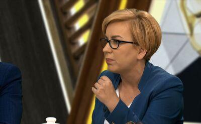 Henning-Kloska: dzieci mają miesiąc straty w podstawach programowych