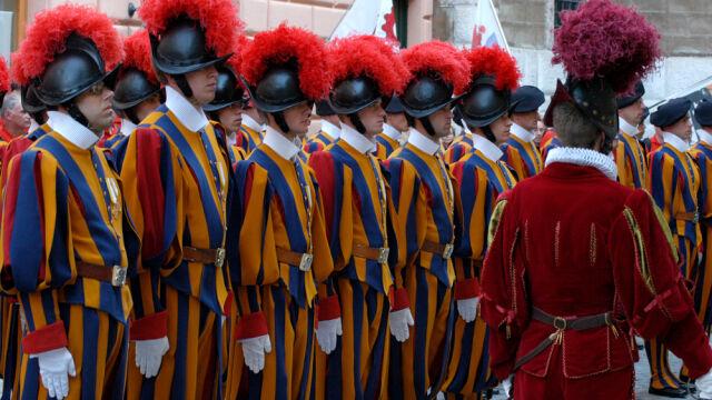 Koszary Gwardii Szwajcarskiej w Watykanie do przebudowy
