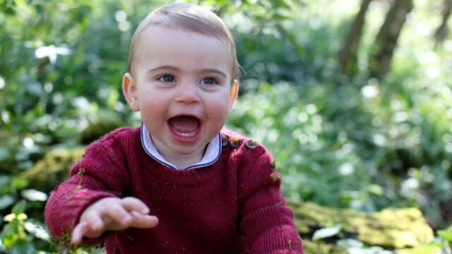 Pierwsze urodziny księcia Louisa. William i Kate publikują nowe zdjęcia