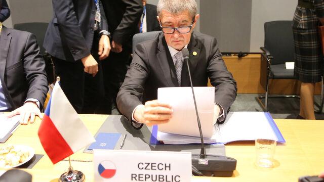 Premier Czech znalazł koalicjanta. Socjaldemokratów