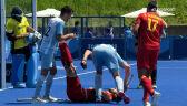 Tokio. Zamieszanie po meczu Argentyna – Hiszpania w fazie grupowej w hokeju na trawie mężczyzn