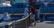 Tokio. Majchrzak przegrał z Kecmanoviciem w 1. rundzie turnieju tenisowego