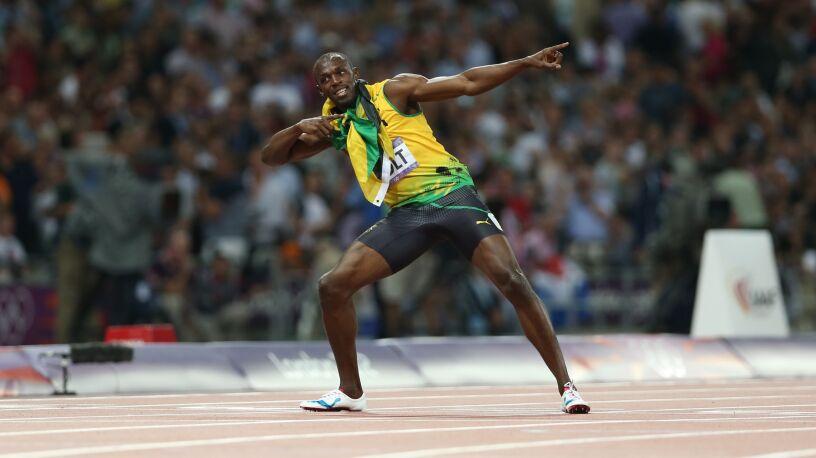 Bolt drży o swoje rekordy.