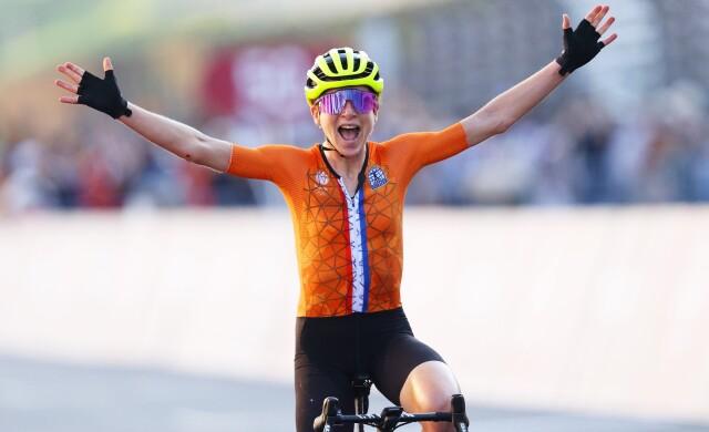 Van Vleuten świętowała olimpijskie złoto. Jej radość nie trwała długo