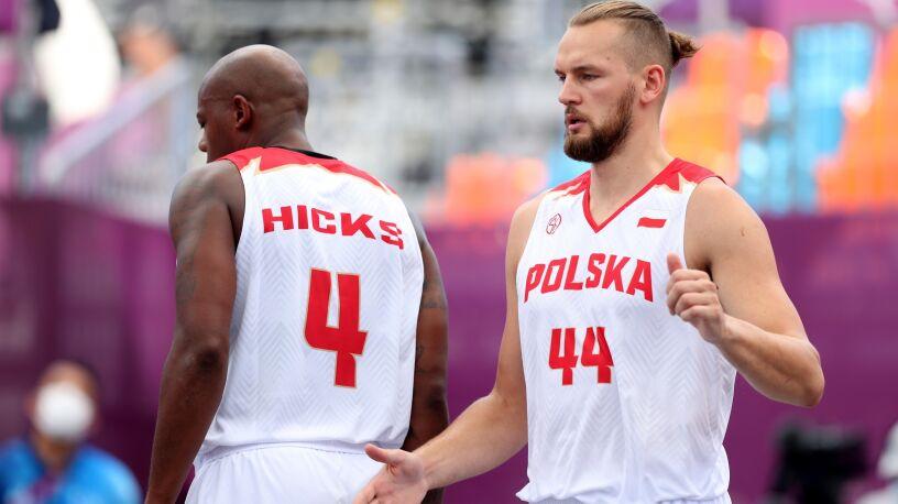 Serbowie za mocni dla polskich koszykarzy