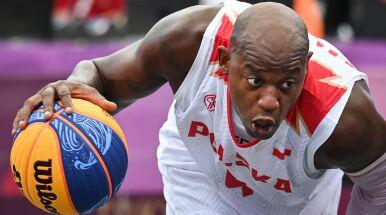 Nieudane otwarcie turnieju dla polskich koszykarzy 3x3