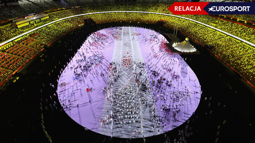Ceremonia otwarcia igrzysk w Tokio (RELACJA)