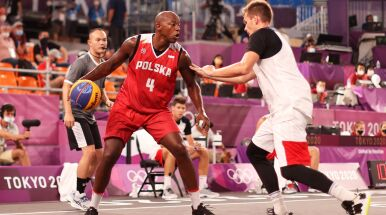 Rehabilitacja polskich koszykarzy. Rosjanie pokonani