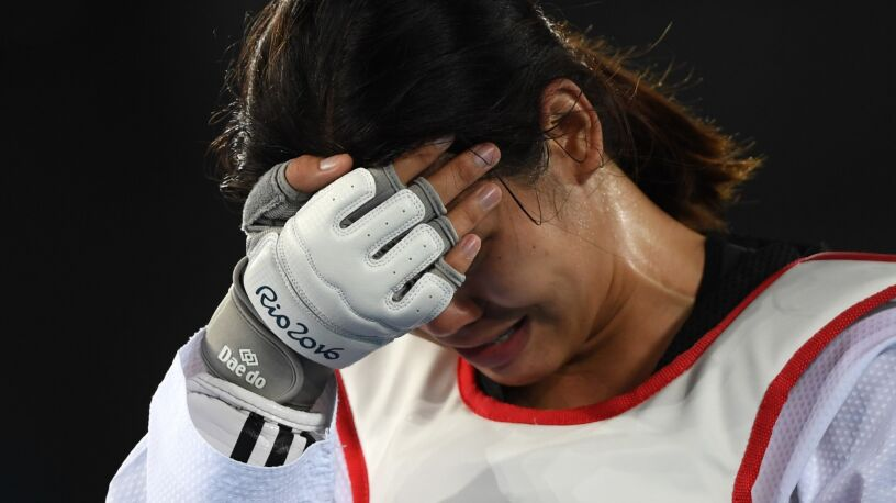 Rywalka Polki wykluczona z igrzysk z powodu zakażenia