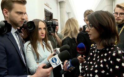 Gasiuk-Pihowicz: dzisiaj jestem bezpartyjna. Nie wybieram się do Platformy Obywatelskiej