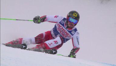 Hirscher wygrał slalom gigant w Val d'Isere