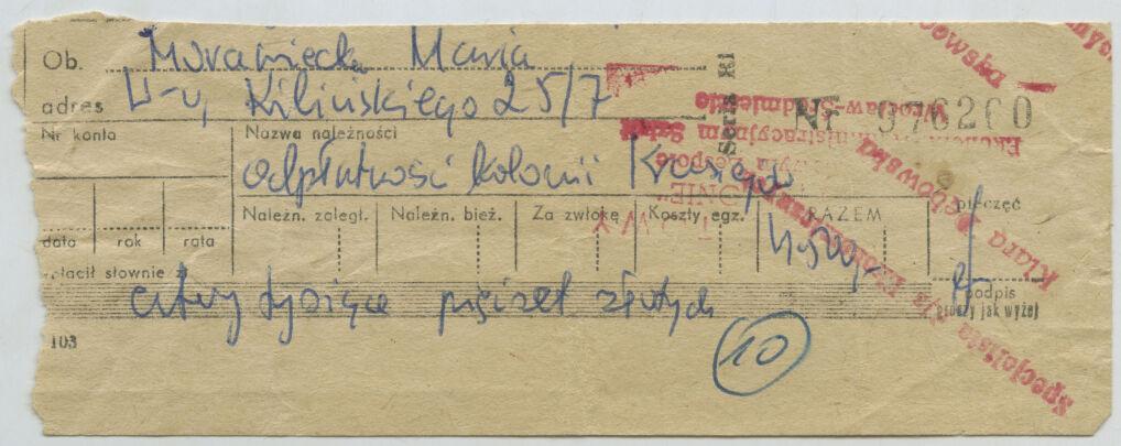 Rachunek za kolonie dzieci Kornela Morawieckiego – RKS zwrócił wydane pieniądze żonie przywódcy SW