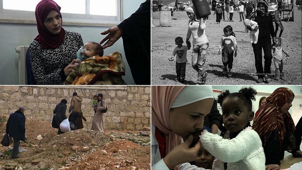 """""""Kobiety z jordańskiego ośrodka pomocy"""" - pierwsza część reportażu"""