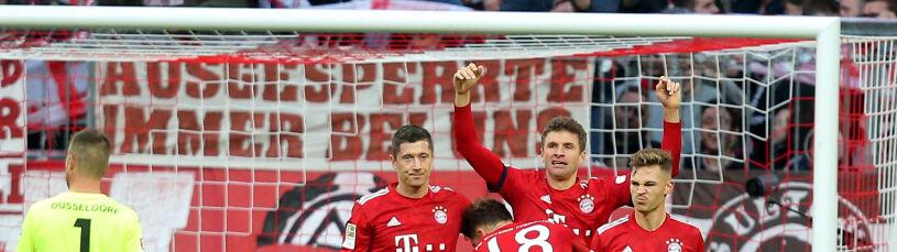 Lewandowski zdradził kulisy spotkania z władzami Bayernu.