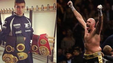 Brat Tysona Fury'ego zadebiutuje na zawodowym ringu. Rywal przegrał ponad 100 walk
