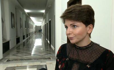 Monika Rosa: posłowie, którzy opuścili klub Nowoczesnej, zapisali się do klubu Platformy Obywatelskiej