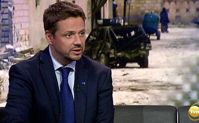 Trzaskowski: Polska nie rozważa zaangażowania militarnego w Syrii