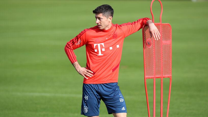 Bayern wraca na boisko. Treningi w małych grupach