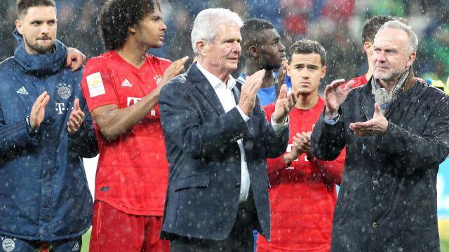 Rummenigge: jeśli przerwa potrwa zbyt długo, nawet Bayern może mieć problemy