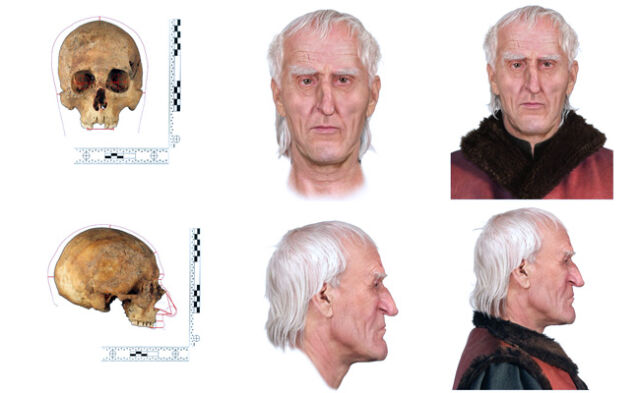To są szczątki Kopernika