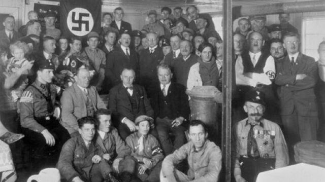 """""""NYT"""" o """"rozkwicie nazizmu w Niemczech i Polsce"""""""