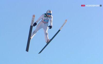 Lindvik wyrównał rekord skoczni w Garmisch-Partenkirchen