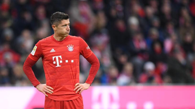 Lewandowski wypada z gry z powodu kontuzji