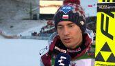Stoch wytłumaczył, jaki popełnił błąd w 1. serii konkursu w Garmisch-Partenkirchen