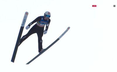 Lindvik wygrał kwalifikacje w Innsbrucku