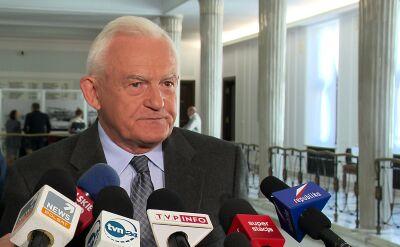 """""""Miejscem debaty nie są zaułki kancelarii premiera, tylko Sejm"""""""