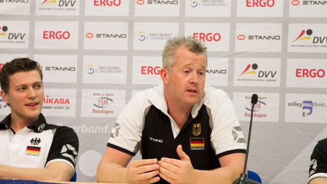 Belg nowym trenerem reprezentacji. Pokonał dwóch Polaków