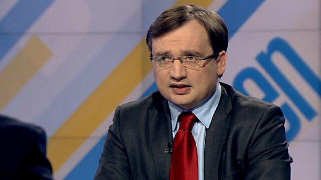 """Ziobro złoży dziś wniosek o komisję śledczą ws. Elewarru. """"Wierzę, że Piechociński poprze nasz wniosek"""""""